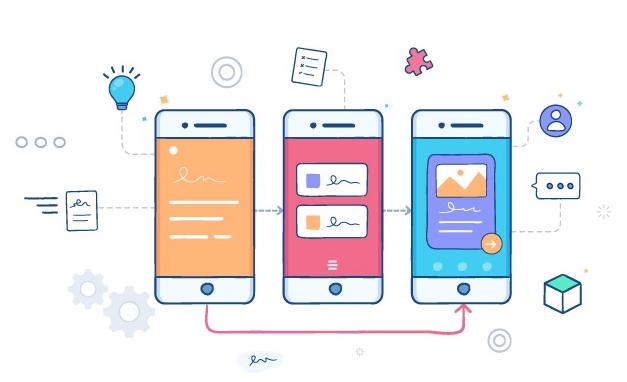 تصميم تطبيقات الهاتف