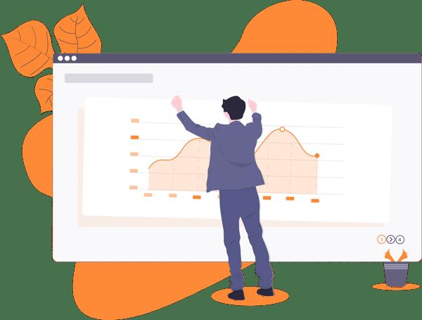 إحصائيات وتقارير شاملة لمحتويات الموقع