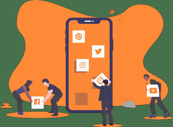 قنوات التواصل الاجتماعي