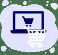 التجارة الإلكترونية وبيع المنتجات