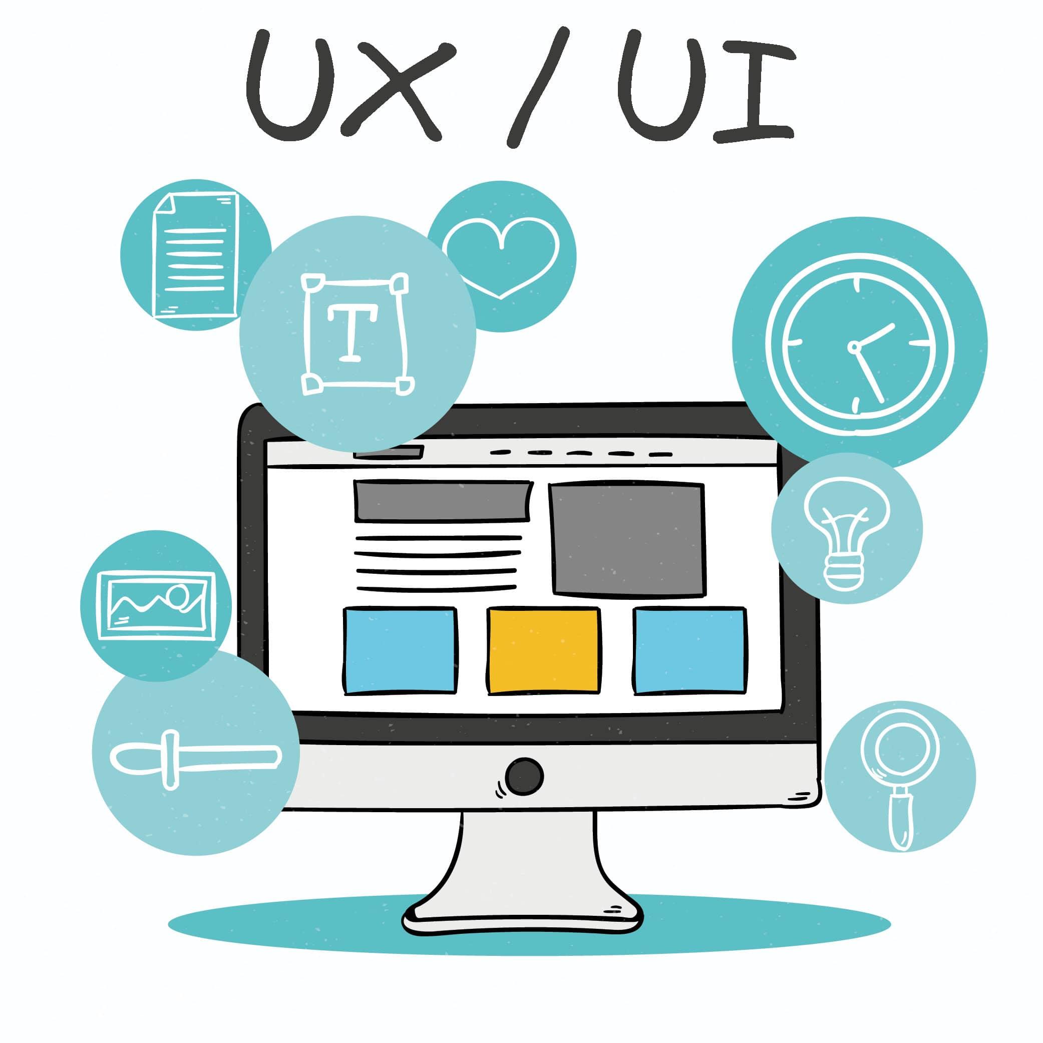 واجهات المستخدم و تجربة المستخدم