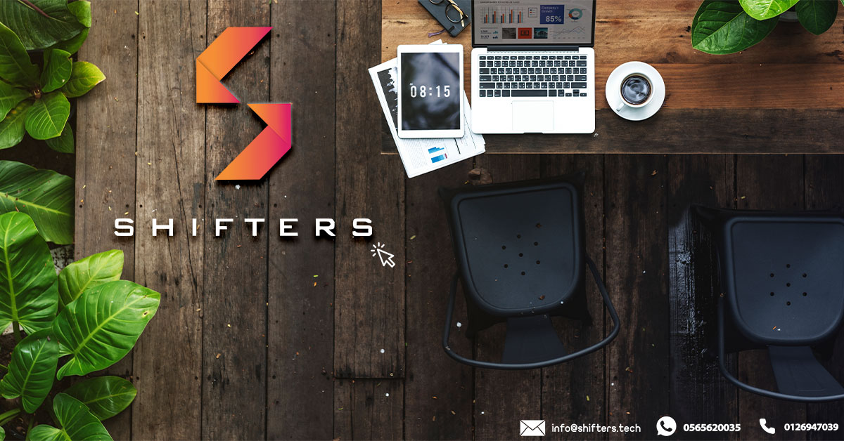 web developer company shifters.tech