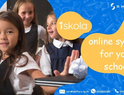 """ISkola"" is an online system for your school"