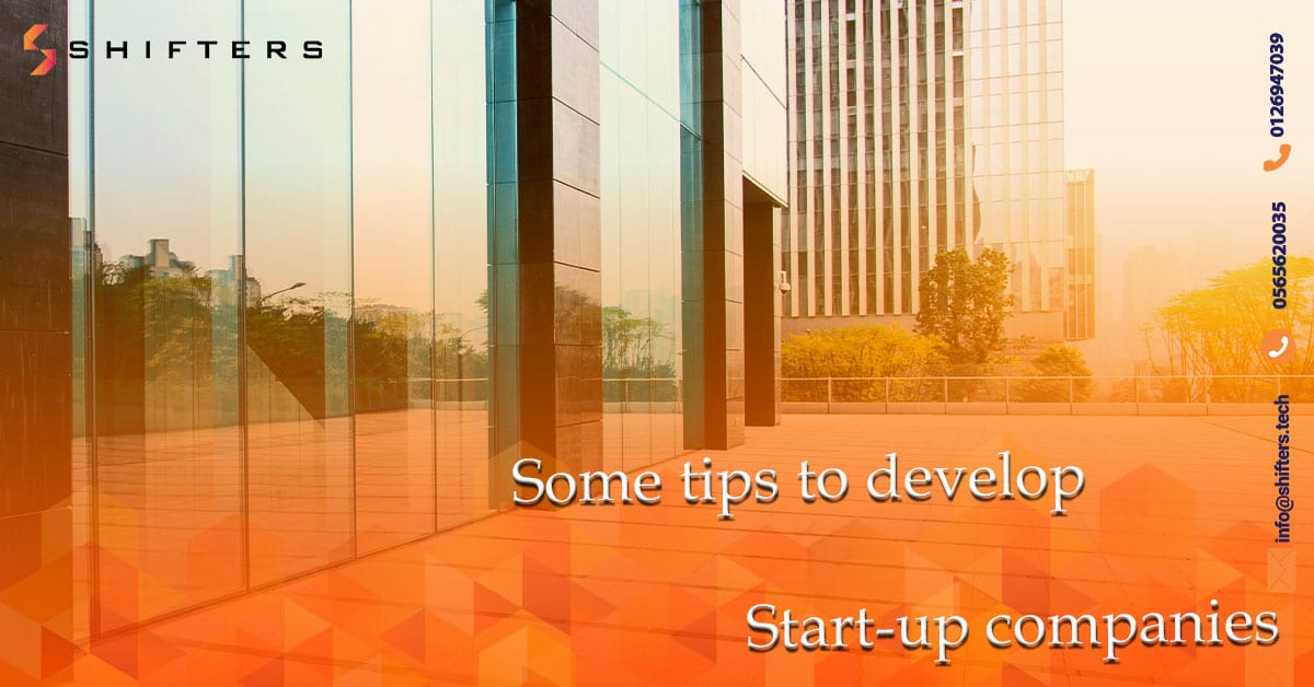 develop a start uo company