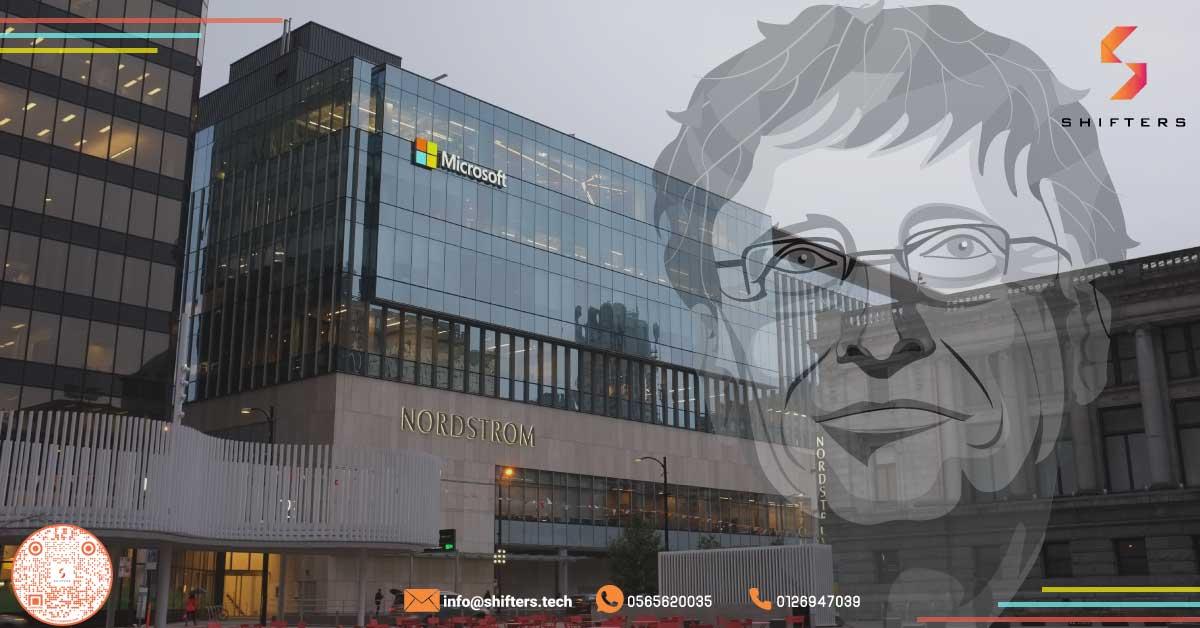 بيل غيتس مُؤسس مايكروسوفت