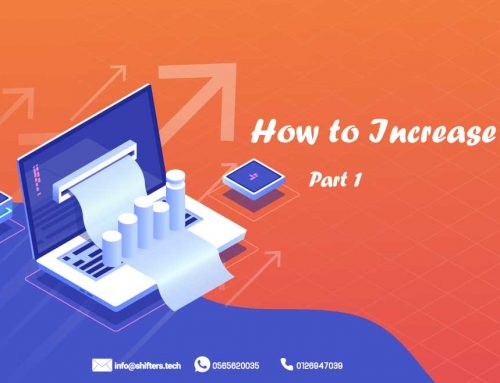 Tips to increase sales Part one