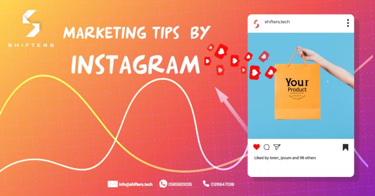 Marketing by Instagram